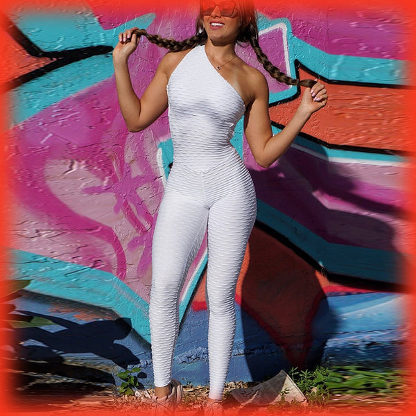 Fitness Jumpsuits Yoga Set Sports Women - Global Planet