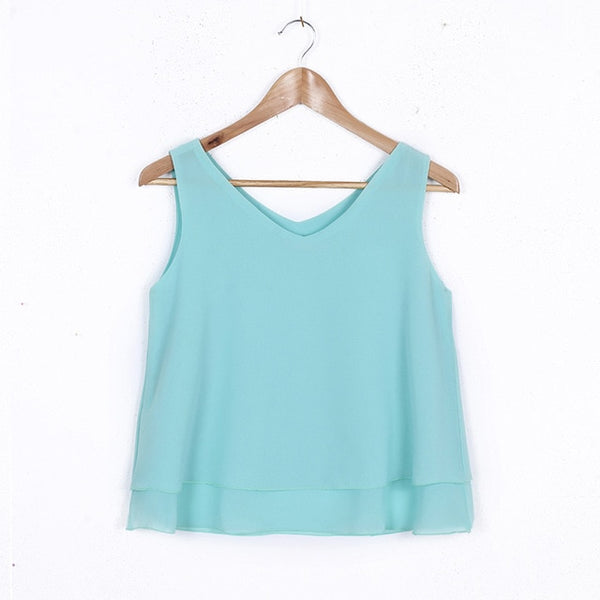 Cute Trendy Tops - Global Planet