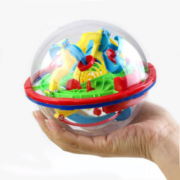 Kids 3D Intellect Puzzle Ball