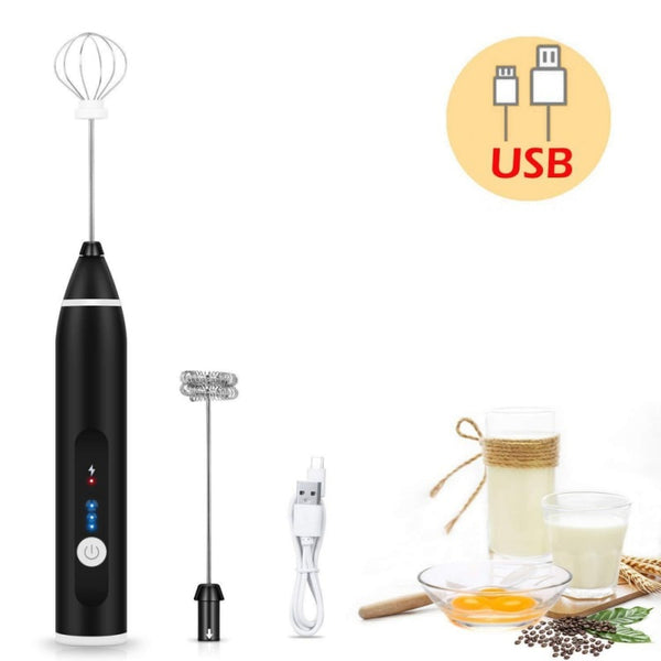 USB Rechargeable Food Blender Tool - Global Planet