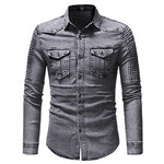 Denim Men's Shirts