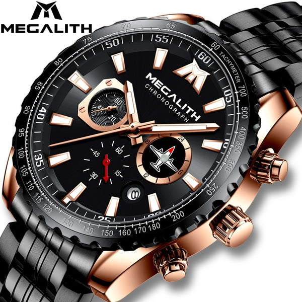 MEGALITH Sport Watch - Global Planet