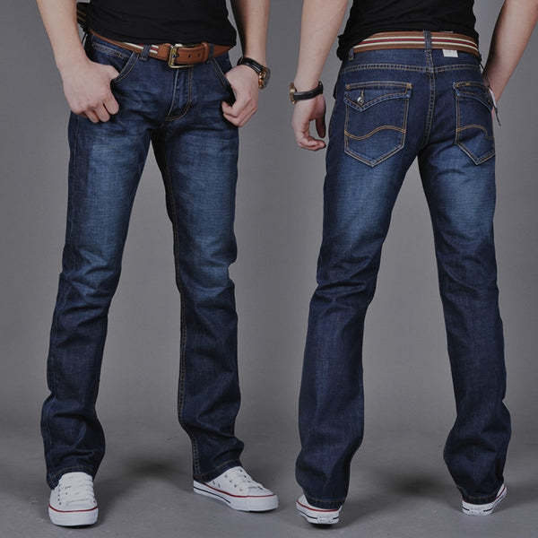 Men's Jeans Business Casual - Global Planet