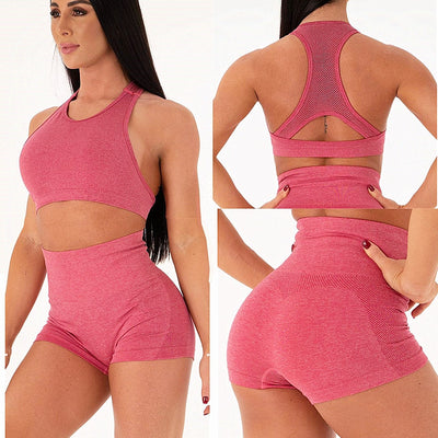 Seamless Sports Top & Short