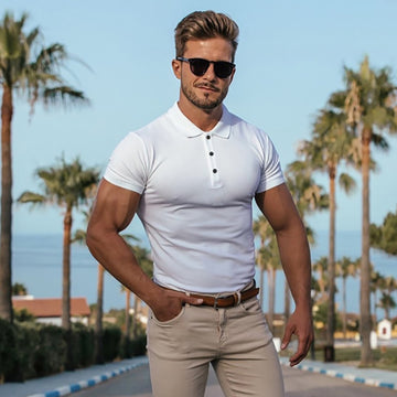 Fitness Tshirt Cotton Clothing Trend