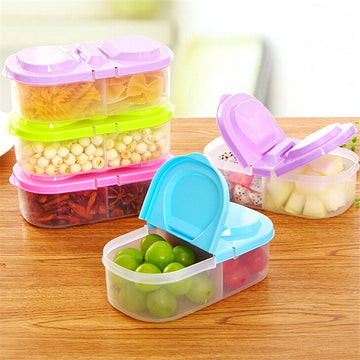 Healthy Plastic Food Container