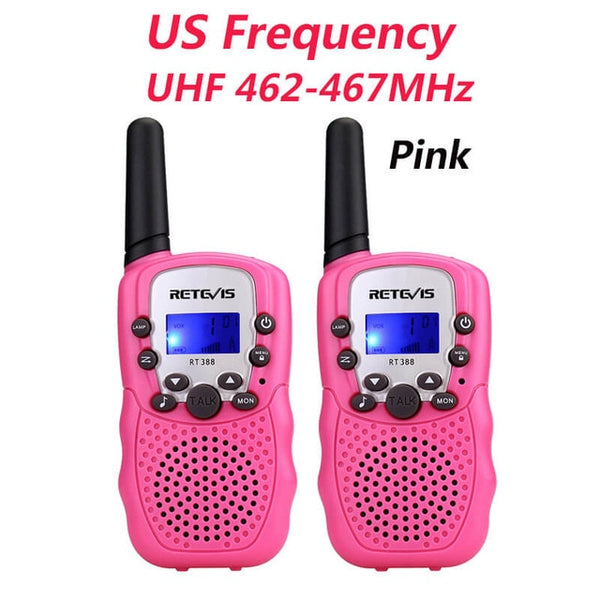 Walkie-talkies 2 pcs - Global Planet