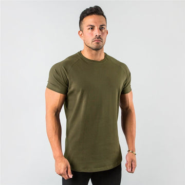 New Stylish Plain Tops Fitness