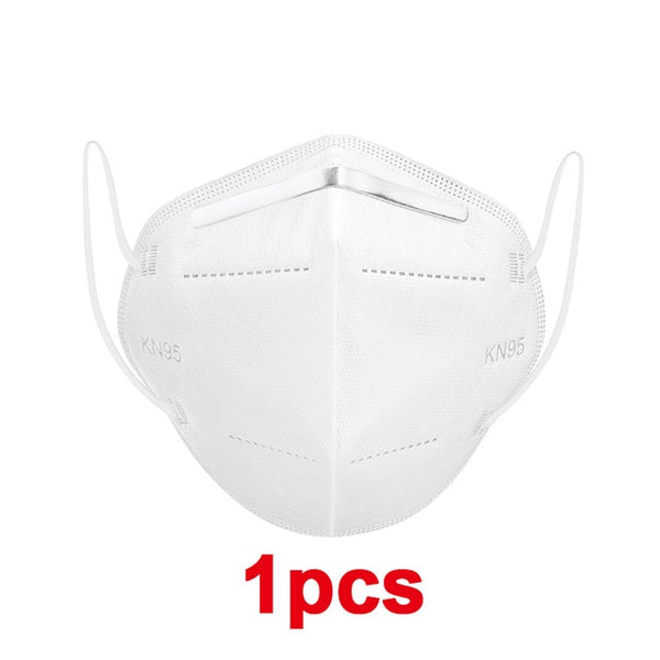 KN95 Face Mask Respirator Washable Reusable Masks Unise - Global Planet