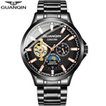 Guanqin 2020 Chronological Watch - Global Planet