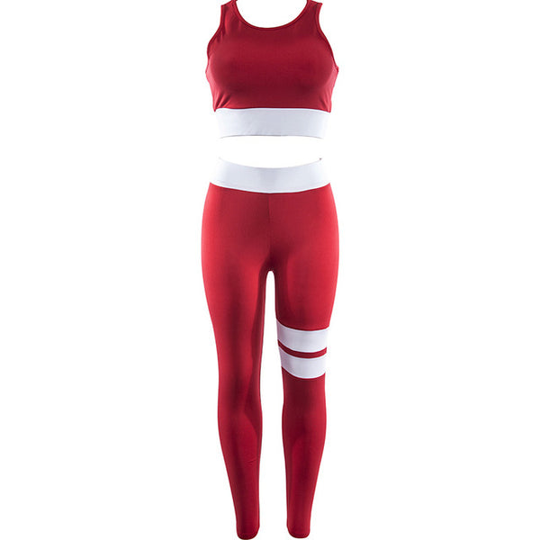 Sports Suit Gym Sportswear Workout - Global Planet