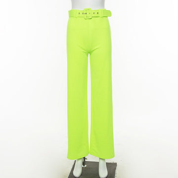 Women's Pants High Waist