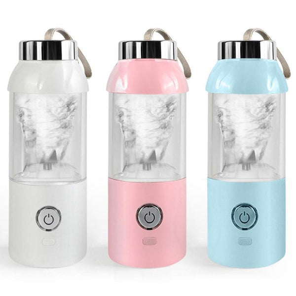 USB Rechargeable Blender Mixer Portable Mini - Global Planet