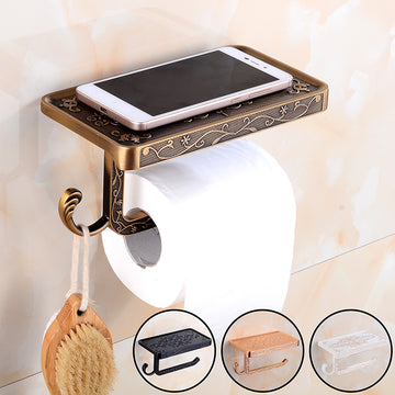 Bathroom Toilet Holder