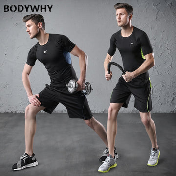 Men's Tracksuit Gym Fitness