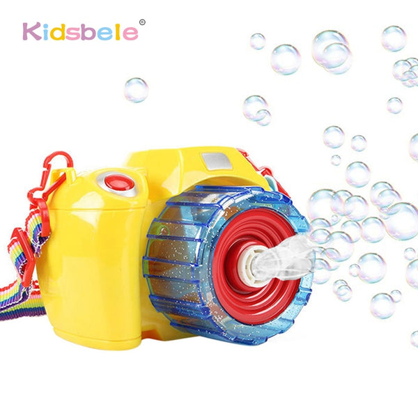 Bubble Blowing Toys Kids