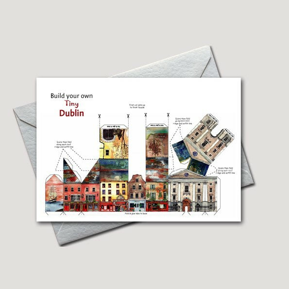 Tiny Ireland Greetings Cards