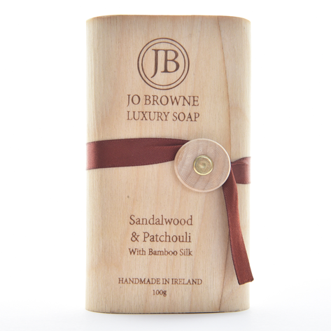Sandalwood & Patchoulli Luxury Soap