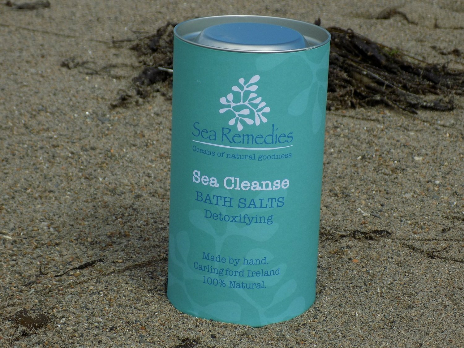Sea Cleanse - Detoxifying Bath Salts