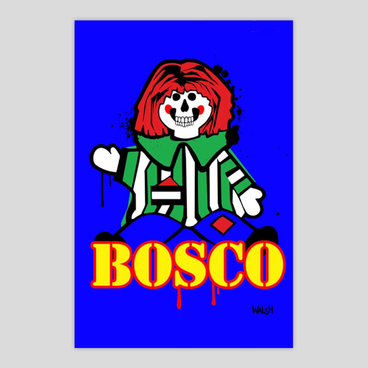 Bosco's Totally Deadly
