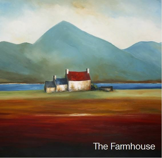 PMcC 'The Farmhouse' Print