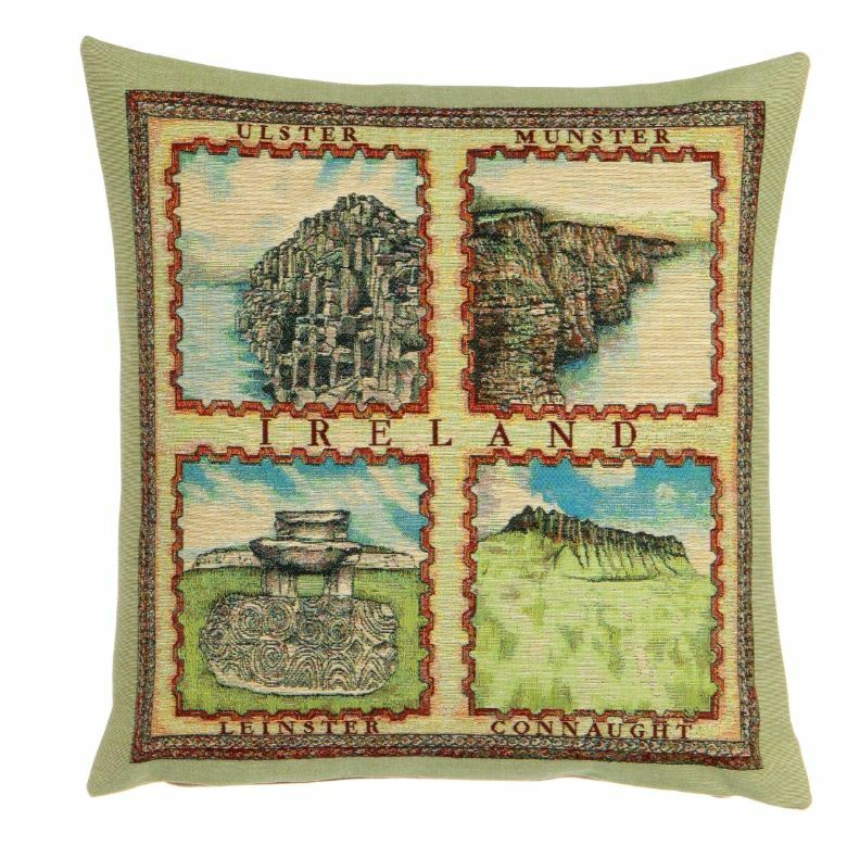 TL Cushion 'Ireland'