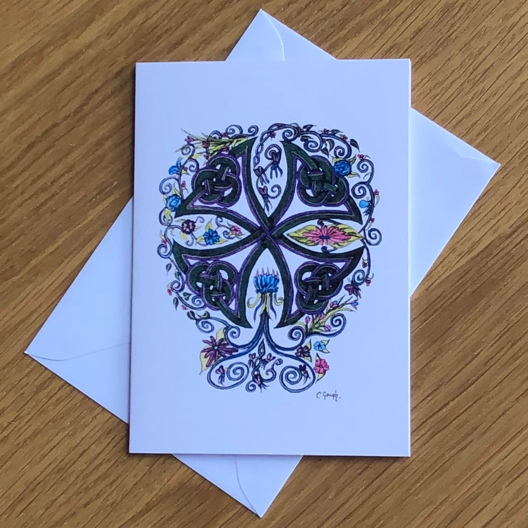 Soul Greetings Card