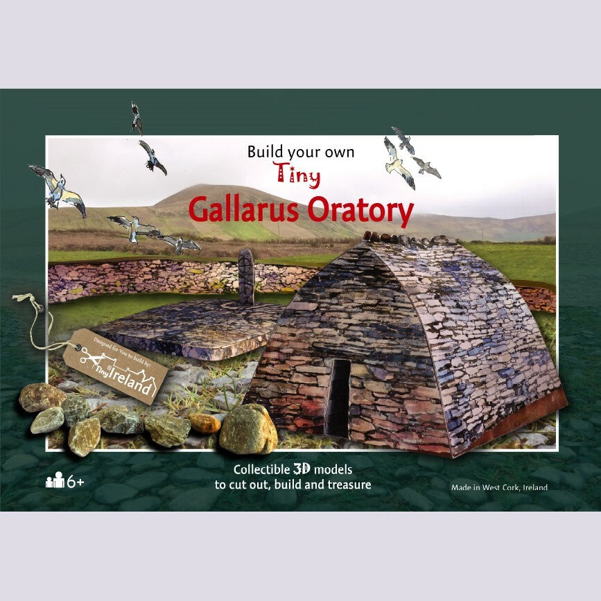 Tiny Gallarus Oratory