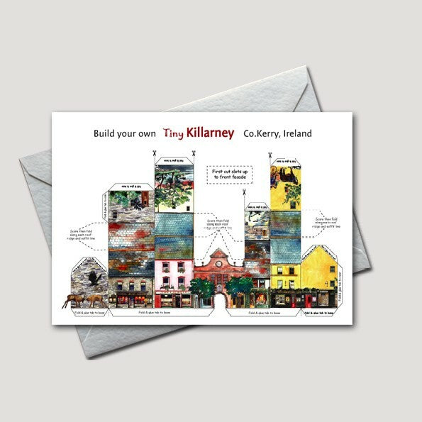 Tiny Killarney Greetings Card