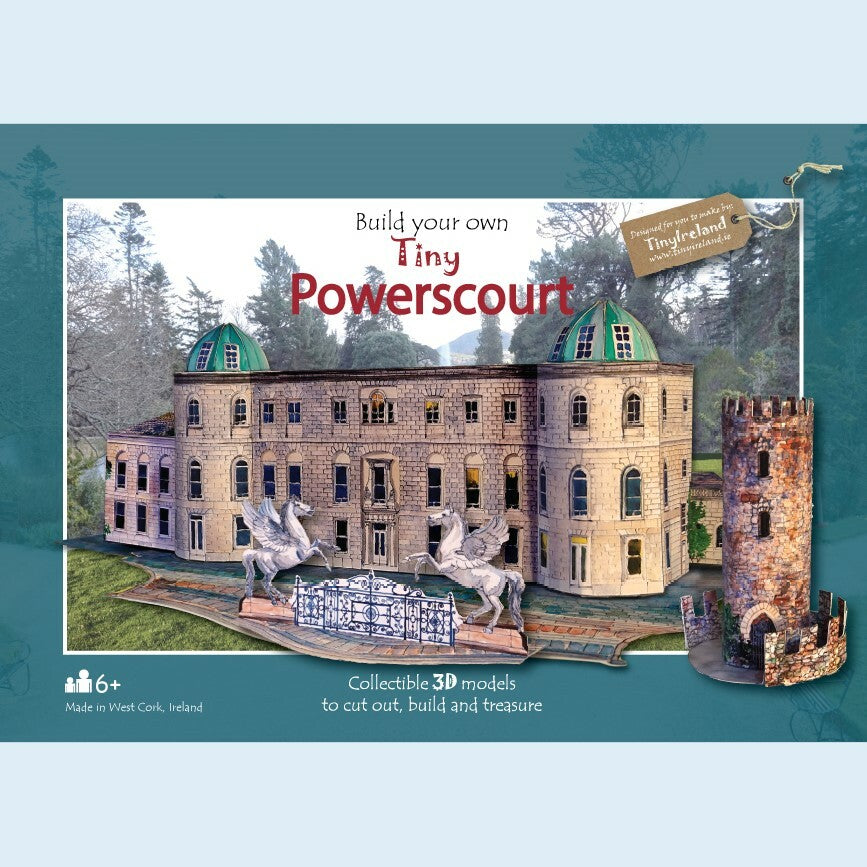 Tiny Powerscourt House