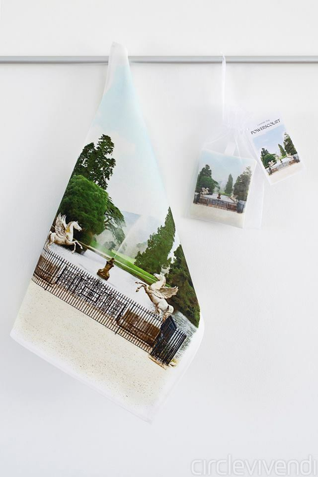 """Powerscourt"" Lavender Bag"