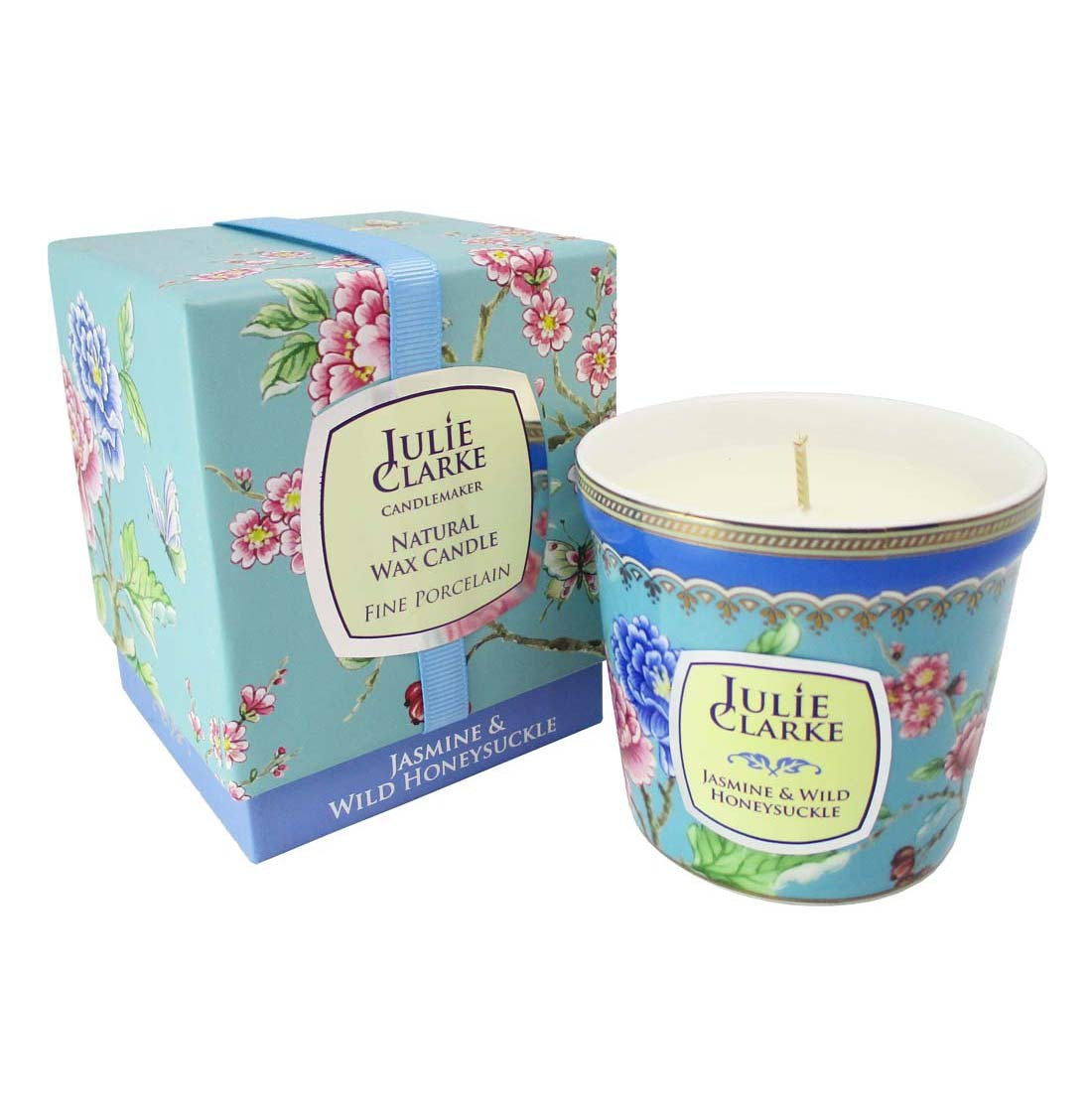 JC Botanic Candle - Jasmine and Wild Honeysuckle