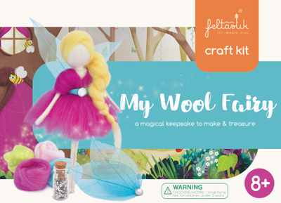 FT - My Wool Fairy Kit