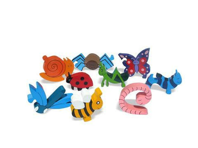 AJ Creepy Crawlies