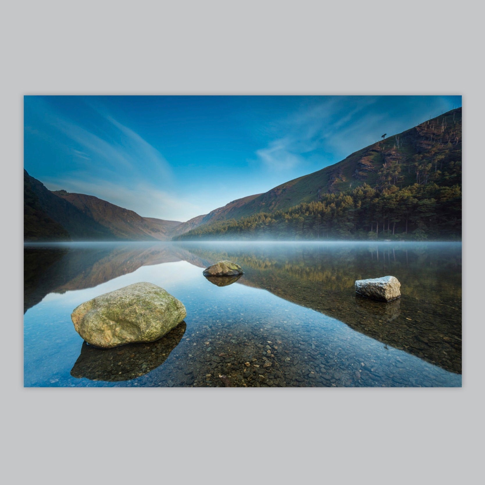 Glendalough Dawn