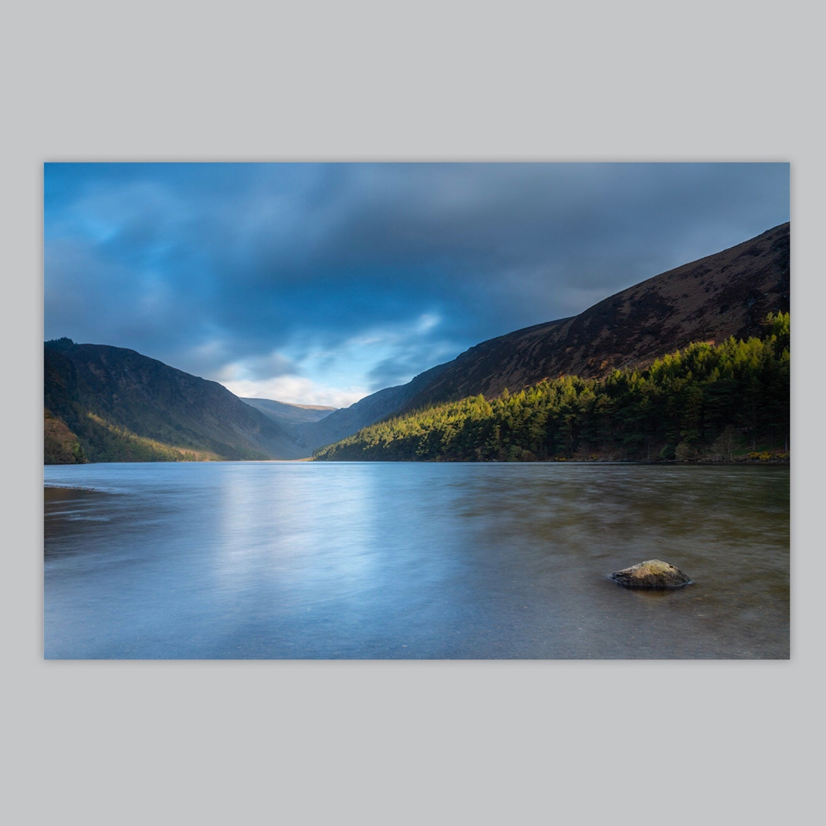 Glendalough Morning