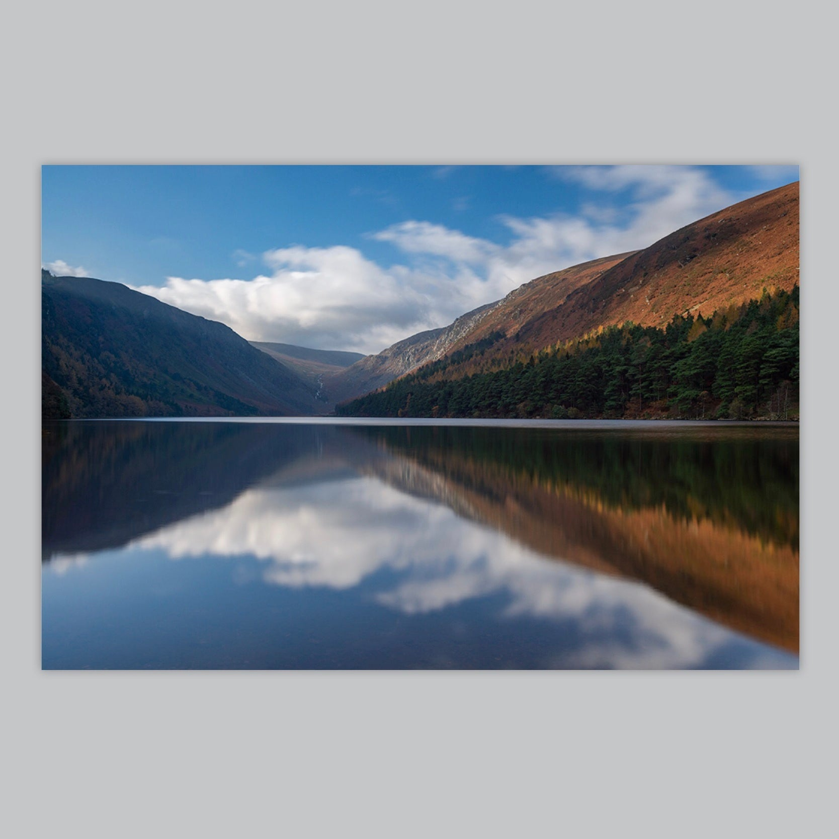 Glendalough Afternoon