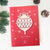 AD Christmas Ornament Card (GWX012)