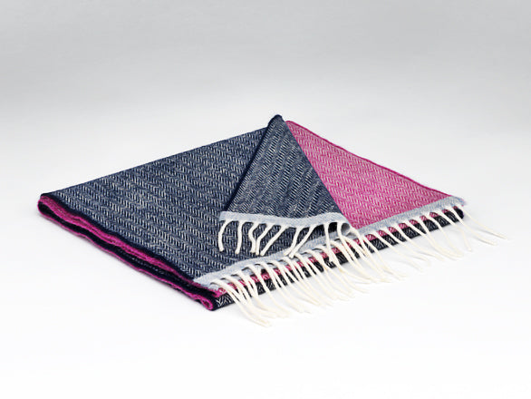 """Stockholm"" Lambswool Scarf with Gift Box"