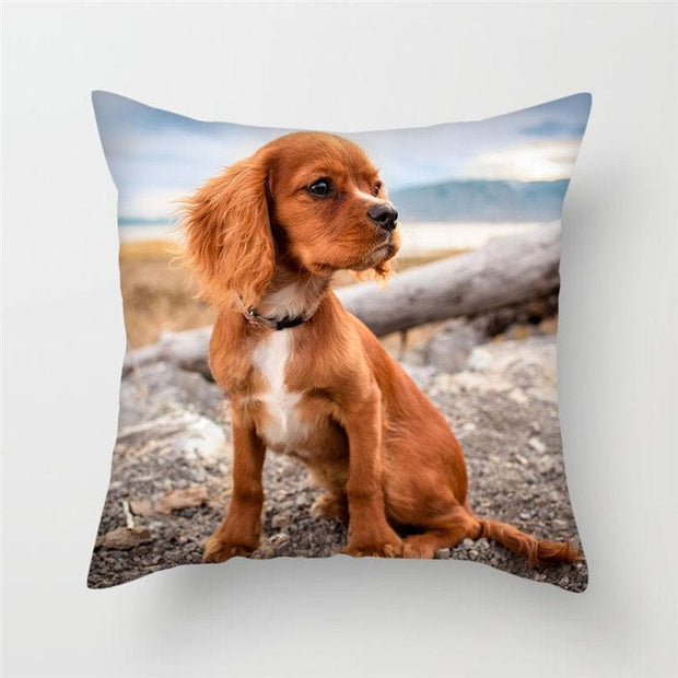 Pet Photo Custom Personalized Unique Pillow Mother's Day Sale
