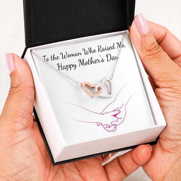 Mother's Day - To the Woman who Raised Me - Mother's Day Gift