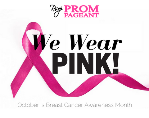 RSVP Prom and Pageant Wears Pink!
