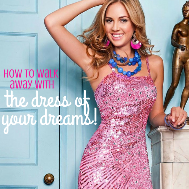 Be Prepared to Walk Away with the Dress of Your Dreams!