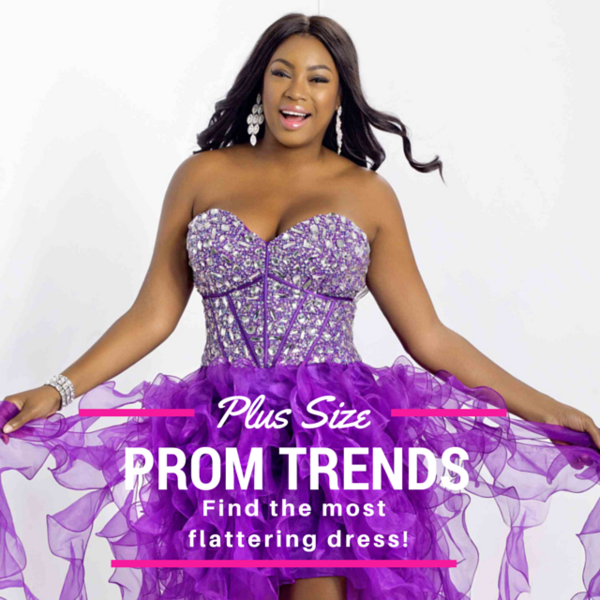 Plus Size Prom Trends for 2015!