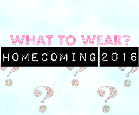 What To Wear: Homecoming Court