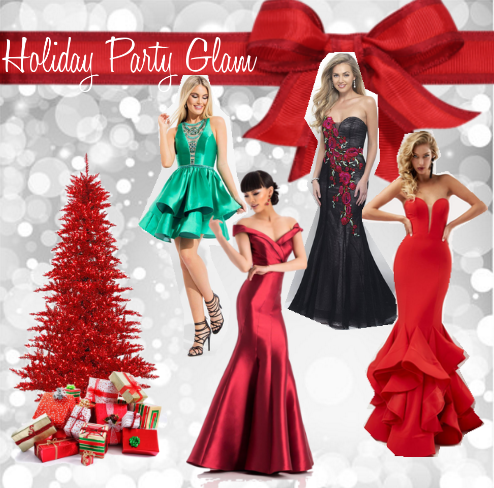 'Tis The Season: RSVP Holiday Party GLAM