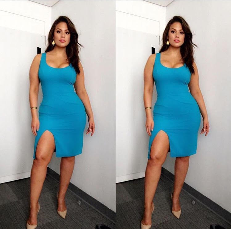 30 Plus-Size Ladies That Slay Strutting in Style in a Bodycon Dress