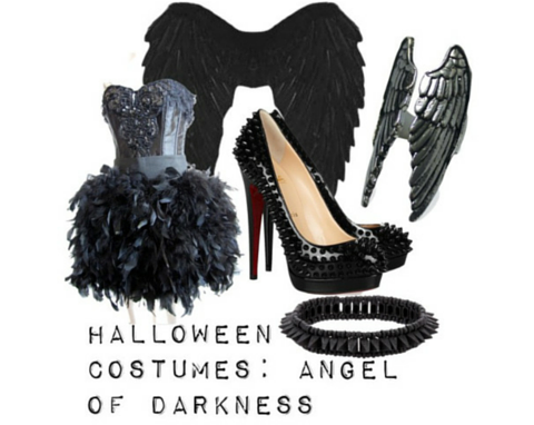 Halloween Dark Angel