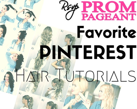 Pinterest Hair Tutorials