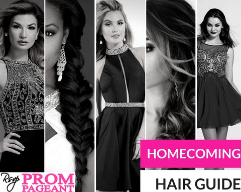 073e555755e Homecoming Hair Guide - Rsvp Prom and Pageant